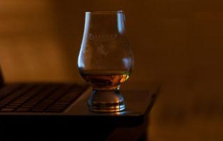 Das richtige Whisky Glas
