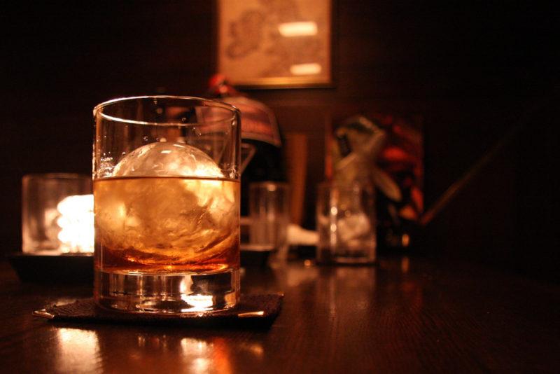 Whisky Trinktemperatur