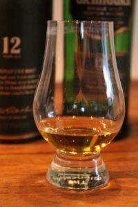 Glenfiddich 12 im Glas