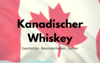 Kanadischer Whiskey