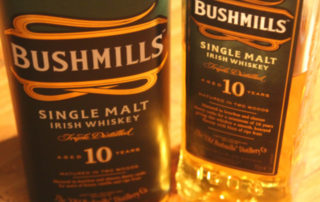 Bushmills 10 year old