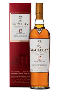 Macallan Sherry Oak 12