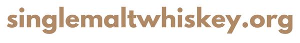 Single Malt Whiskey Logo