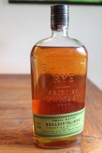 Bulleit Rye Flasche