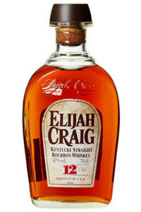 Elijah Craig 12 Years Kentucky Bourbon