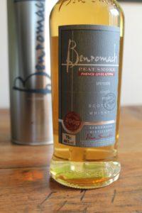 Benromach Peat Smoke Flasche