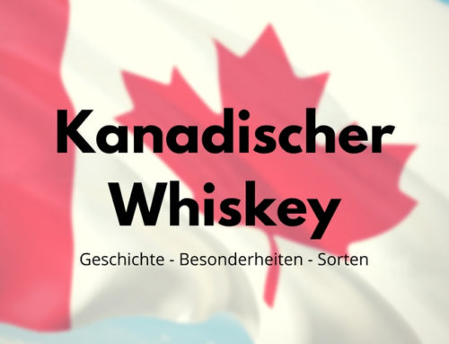Kanadischer Whisky