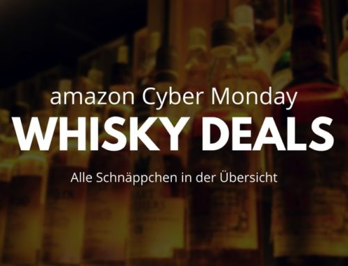 Cyber Monday / Black Friday 2017 Whisky Deals