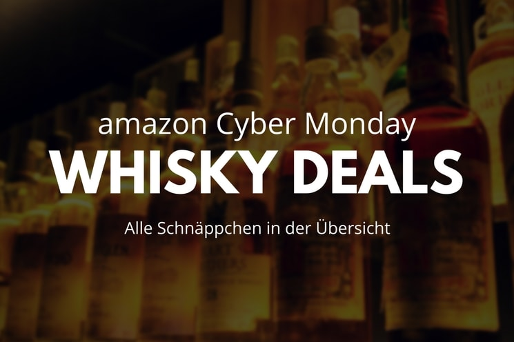 Cyber Monday Whisky Deals 2018