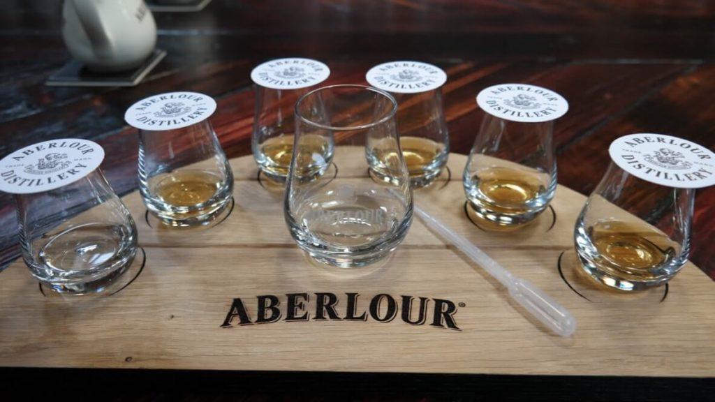 Aberlour Tasting