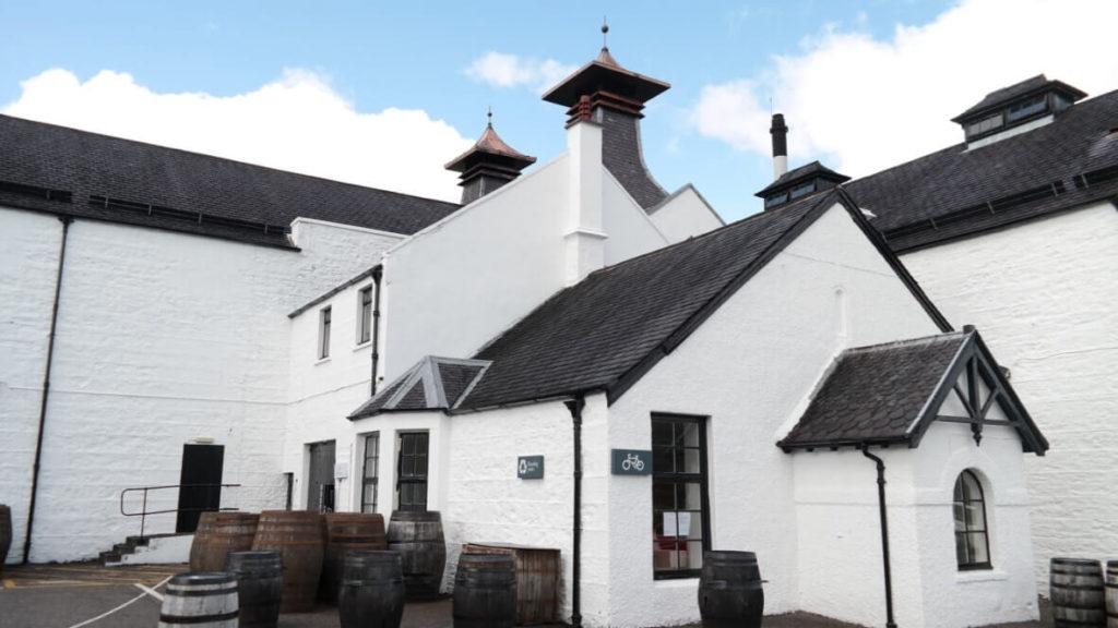 Aberlour Destillerie