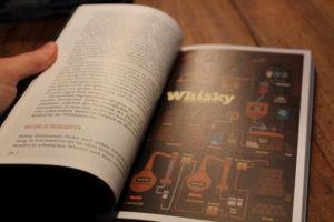 Whiskyland Franken - Infografik