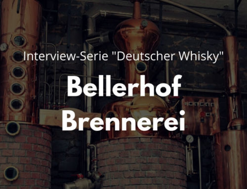 "Interview-Serie ""Deutscher Whisky"": Bellerhof Brennerei"