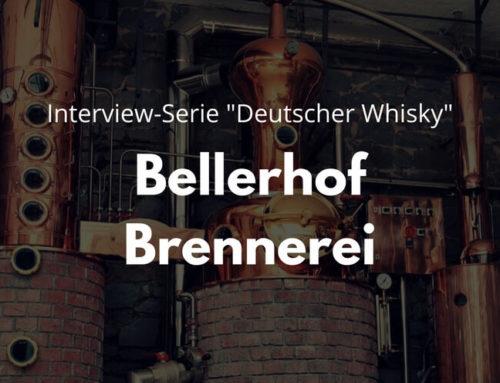 """Interview-Serie """"Deutscher Whisky"""": Bellerhof Brennerei"""