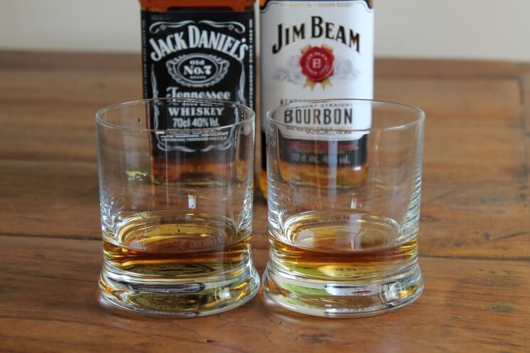 Jack Daniels vs Jim Beam