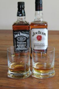 Jim Beam oder Jack Daniels?