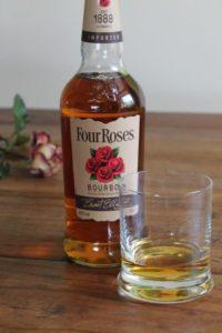 Four Roses eingeschenkt