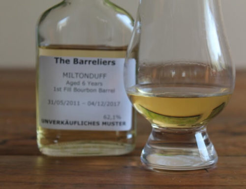 Im Test: The Barreliers Miltonduff 6