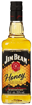 Jim Beam Honey Test