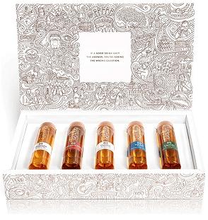 Tastillery Whiskey Tasting Set