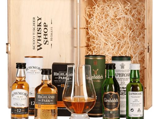 Das passende Whisky Probierset entdecken